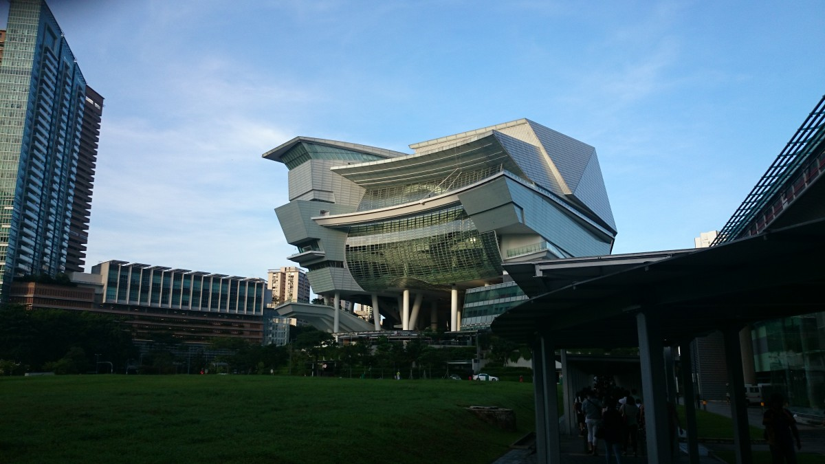 New Creation Church building, Singapore