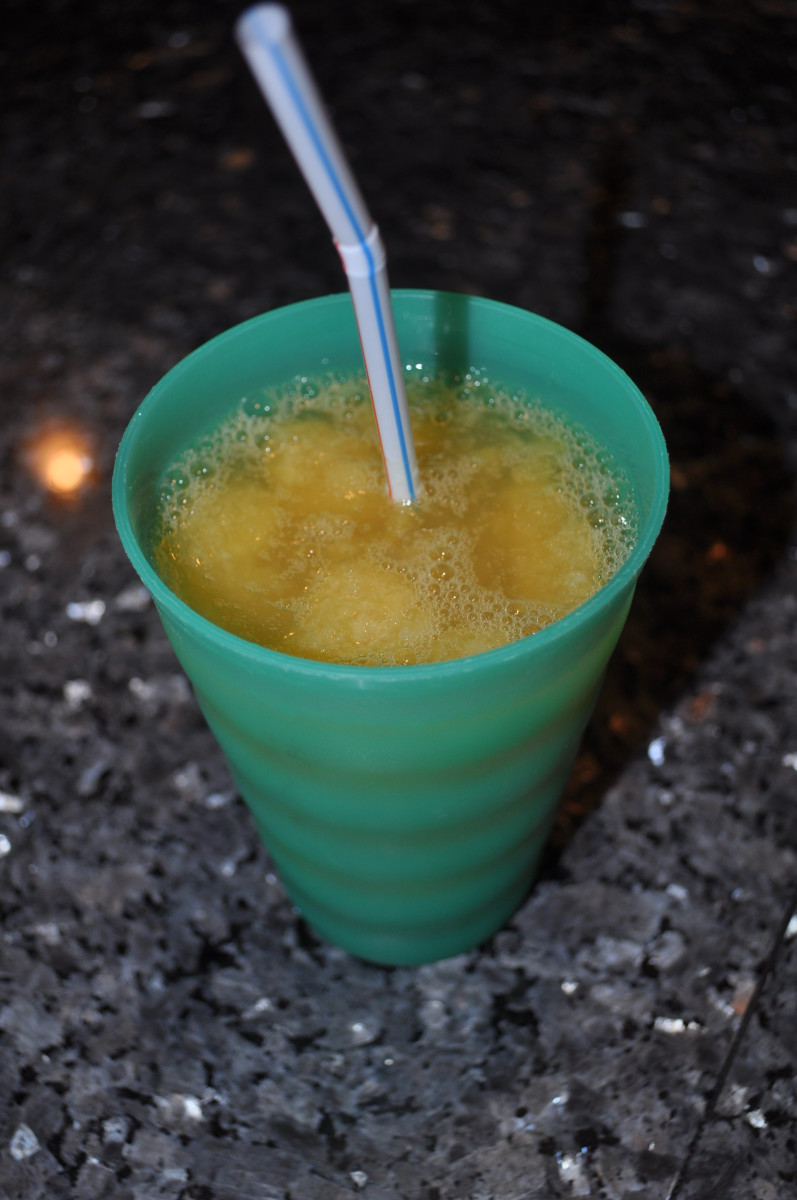 This drink was always something my mom made for the holidays.