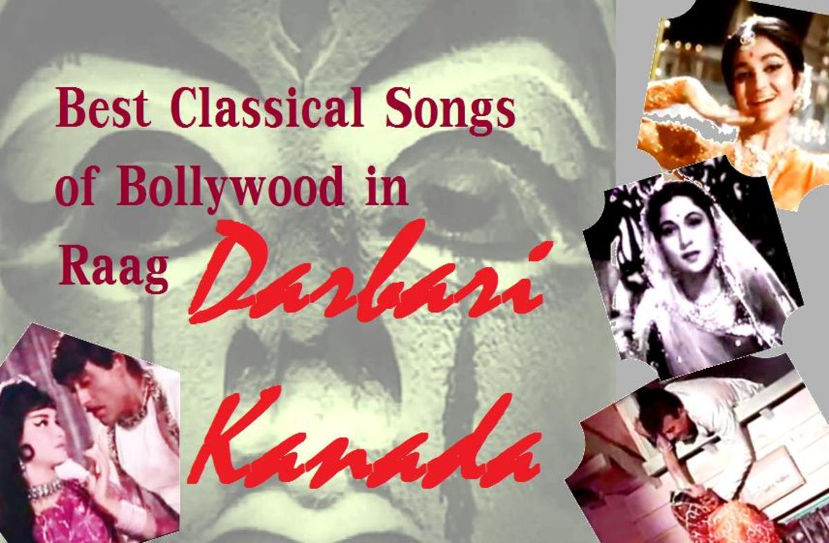 Best Classical Songs of Bollywood in Raag Darbari Kanada