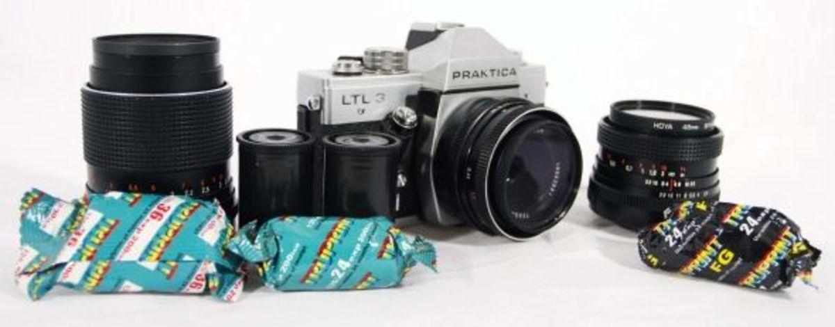 Pratica Camera and Films