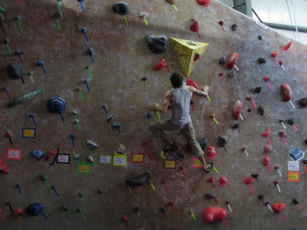 Rock Climbing Exercises