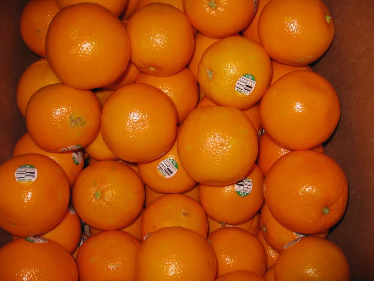 jus d'orange fraîchement pressé fait des merveilles pour la peau.