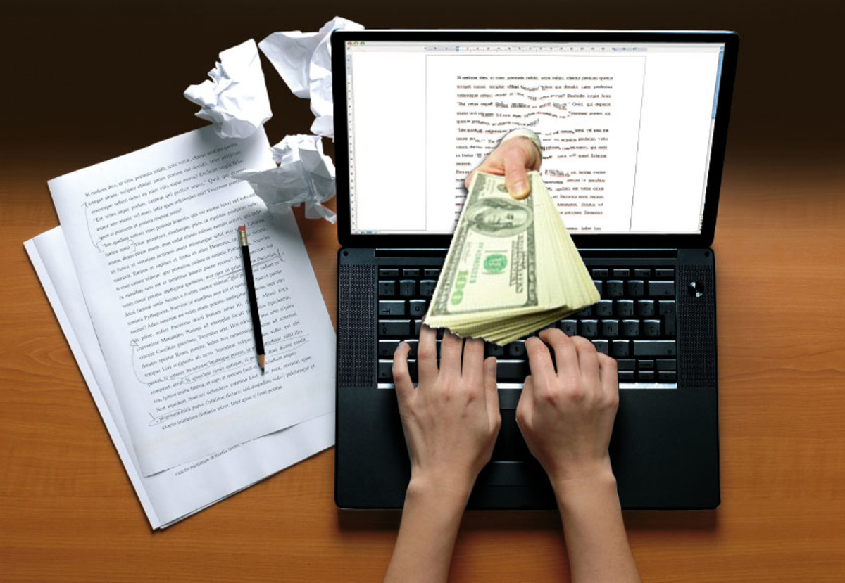 Want to learn how you can be making money online earning a passive income from writing?