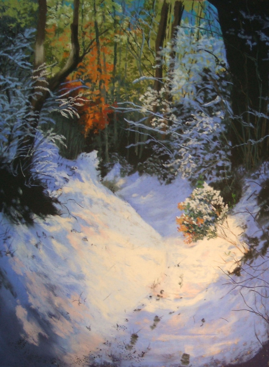 Pastel Workshops - How To Paint Snow