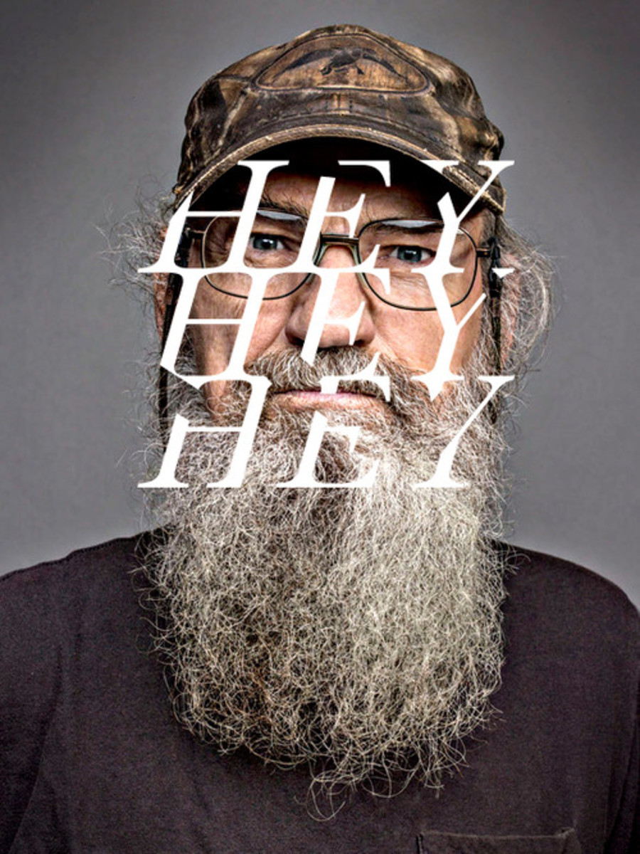 Uncle Si Robertson Funny Quotes