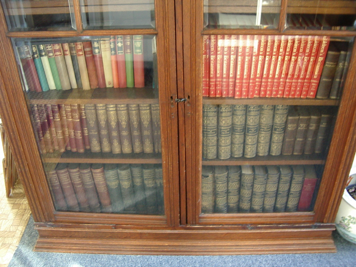 Reference Books of Yesteryear