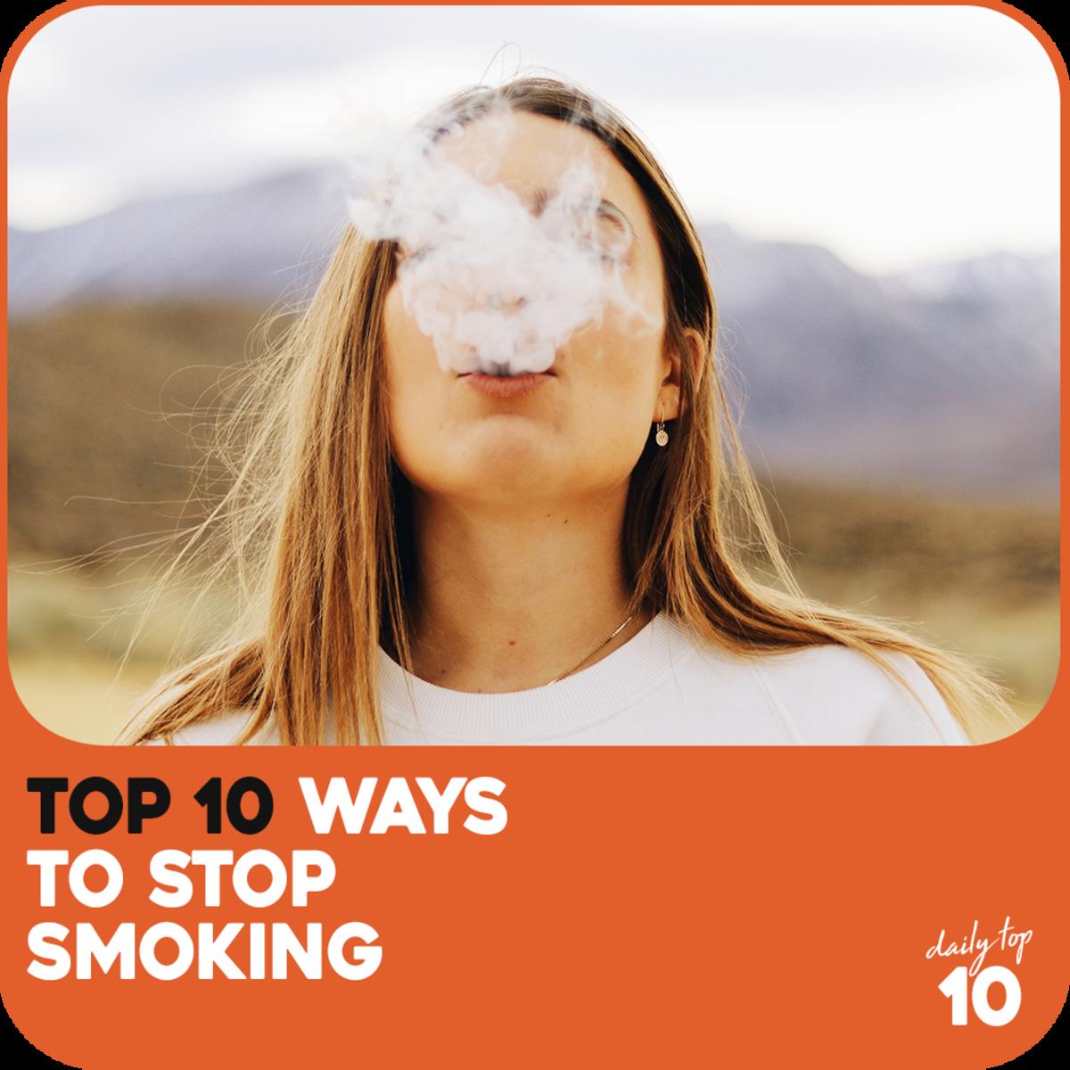 top-10-ways-to-stop-smoking