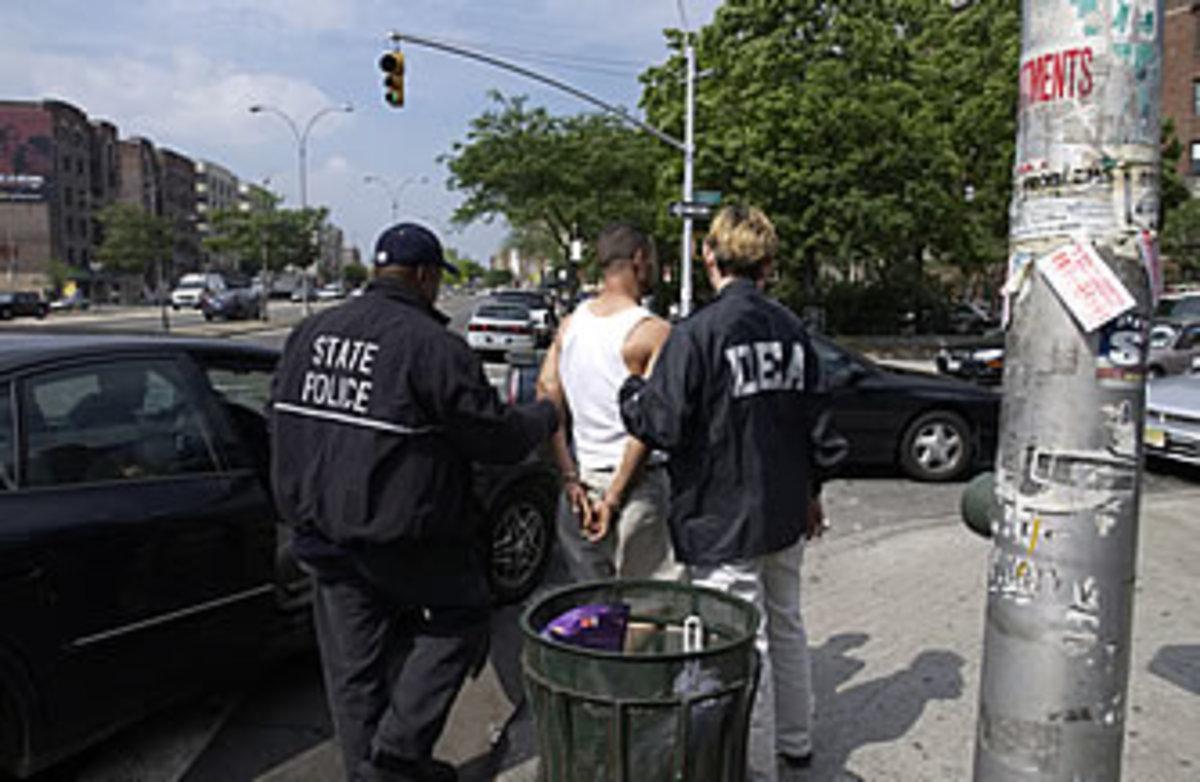Operation Mallorca, US Drug Enforcement Administration, 2005