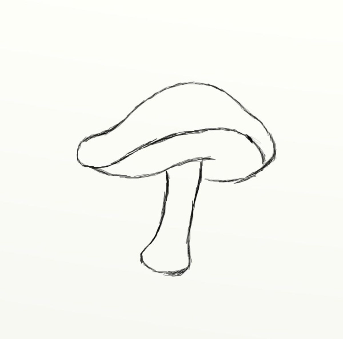 how-to-draw-a-mushroom