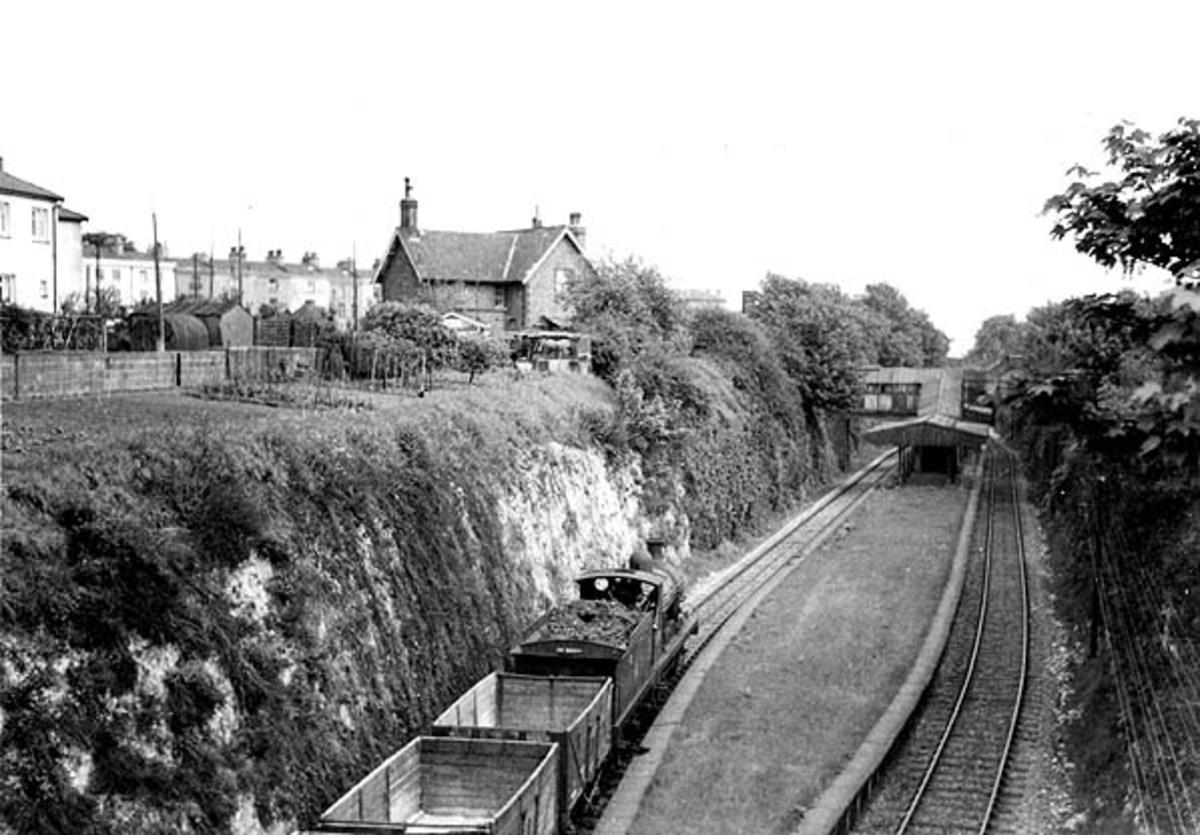 Rosherville Gardens Station