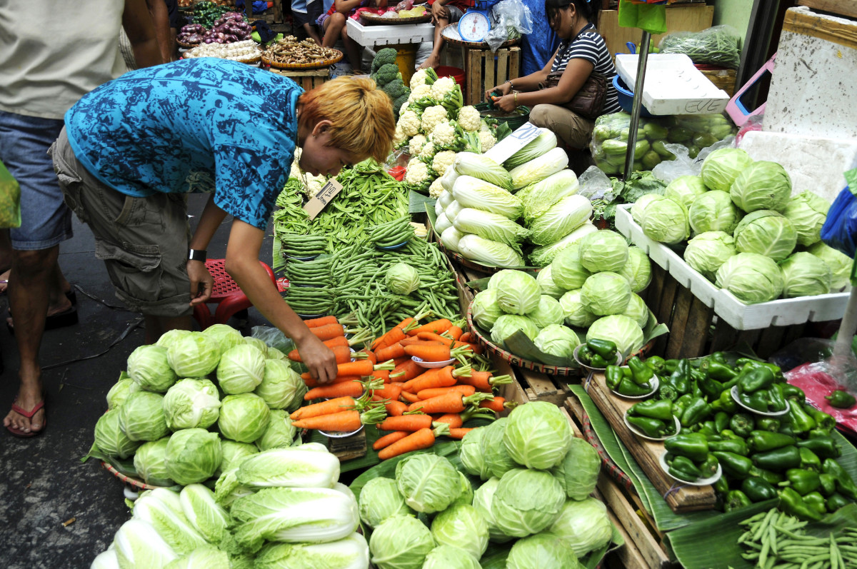 Vegetables In The Philippines