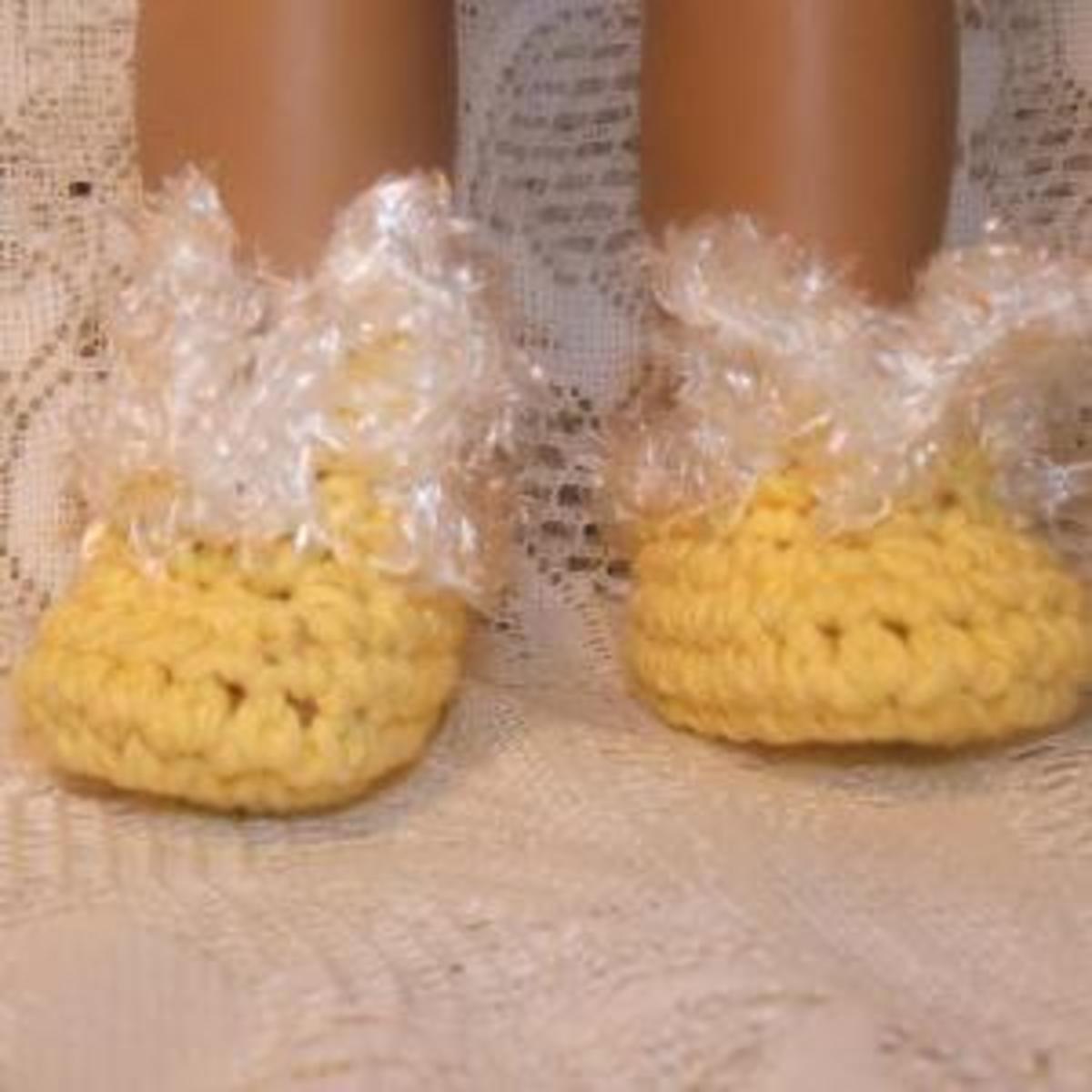 American Girl Doll Crochet Patterns Free
