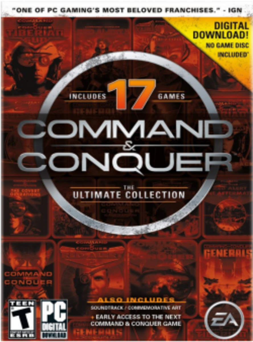 8 Games Like Command and Conquer (C&C) - Popular Strategy Games