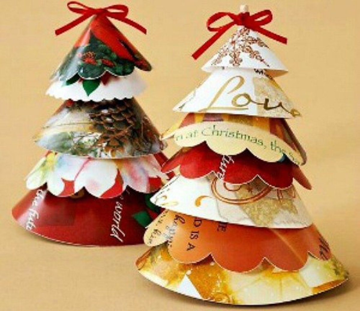 37 Outstanding Christmas and Greeting Card Crafts