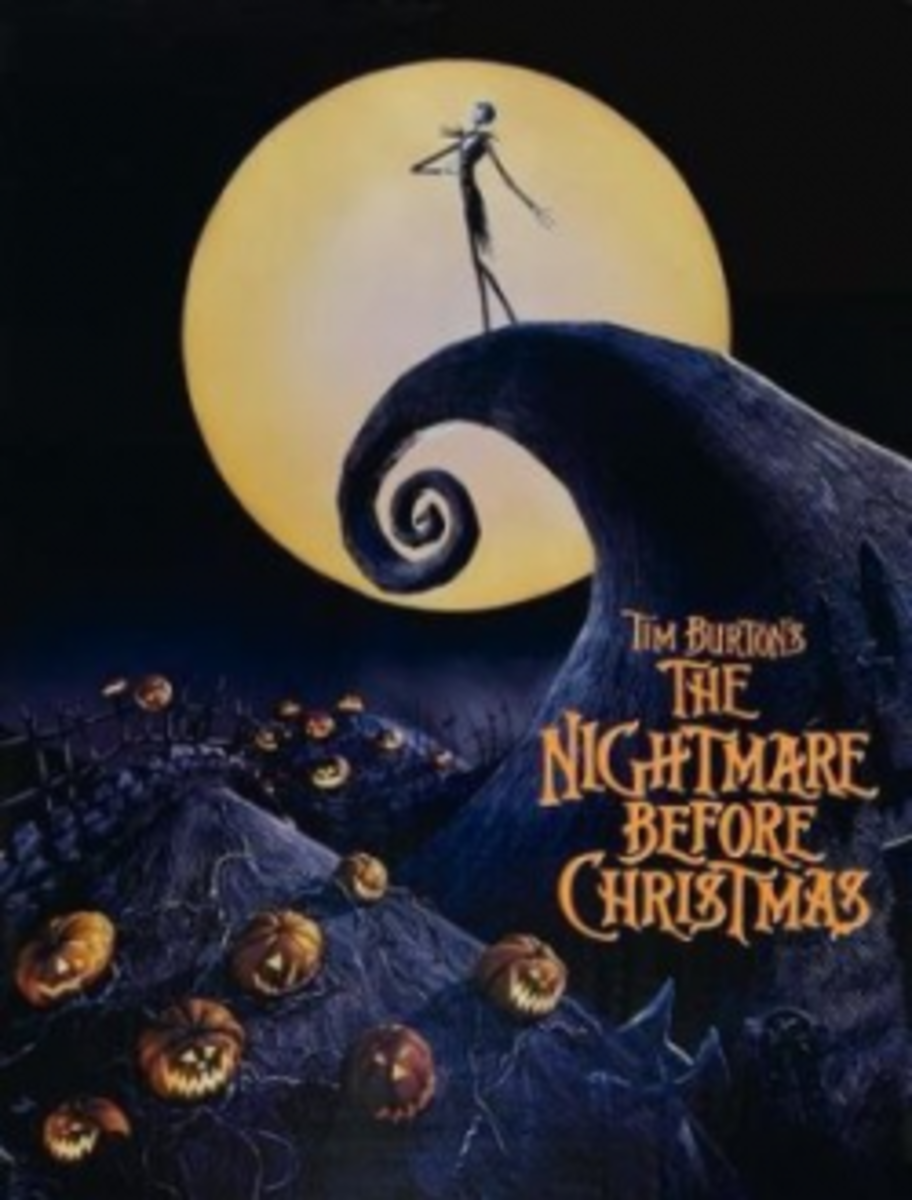 Nightmare Before Christmas Bedroom Décor Ideas