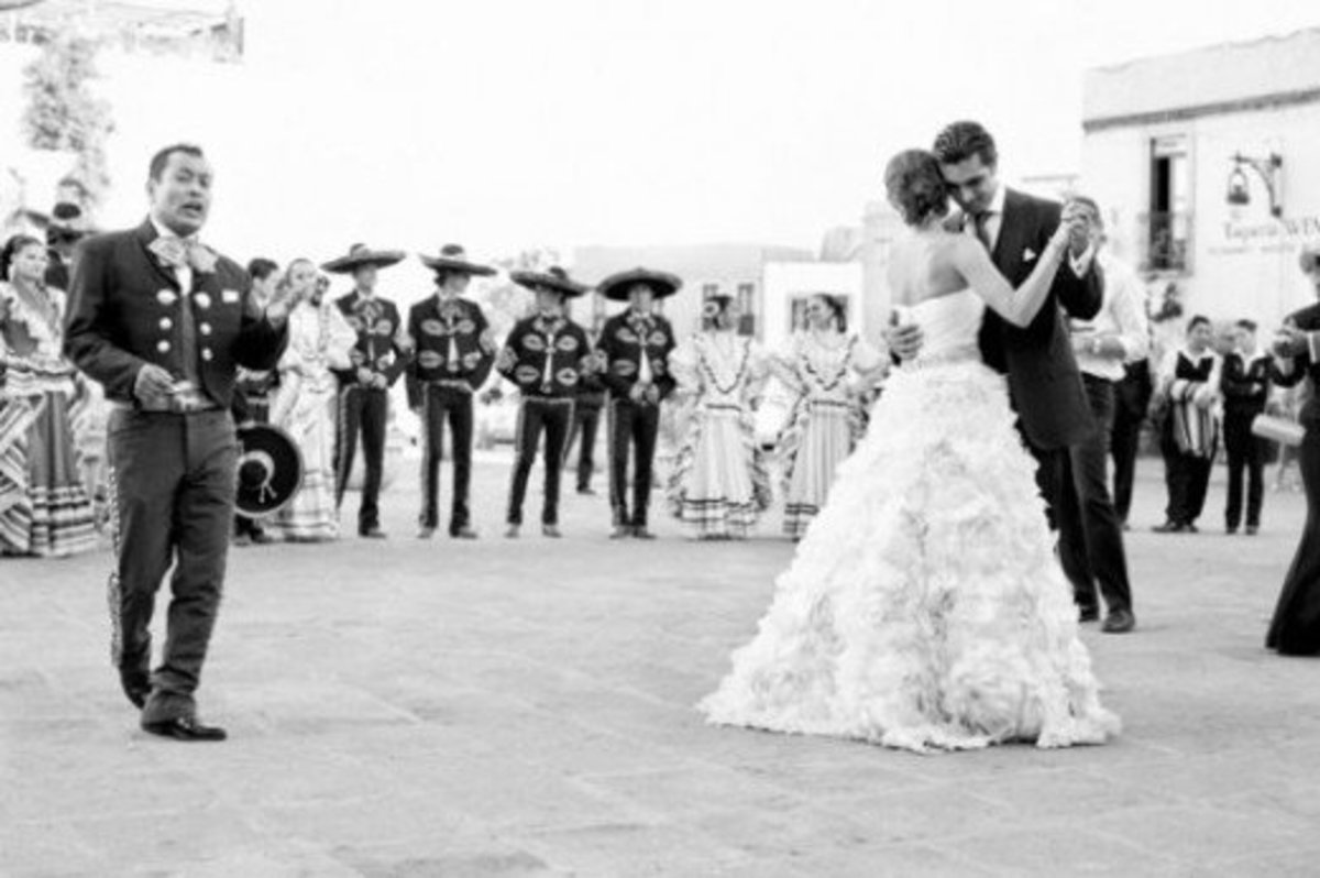 Spanish Wedding Traditions