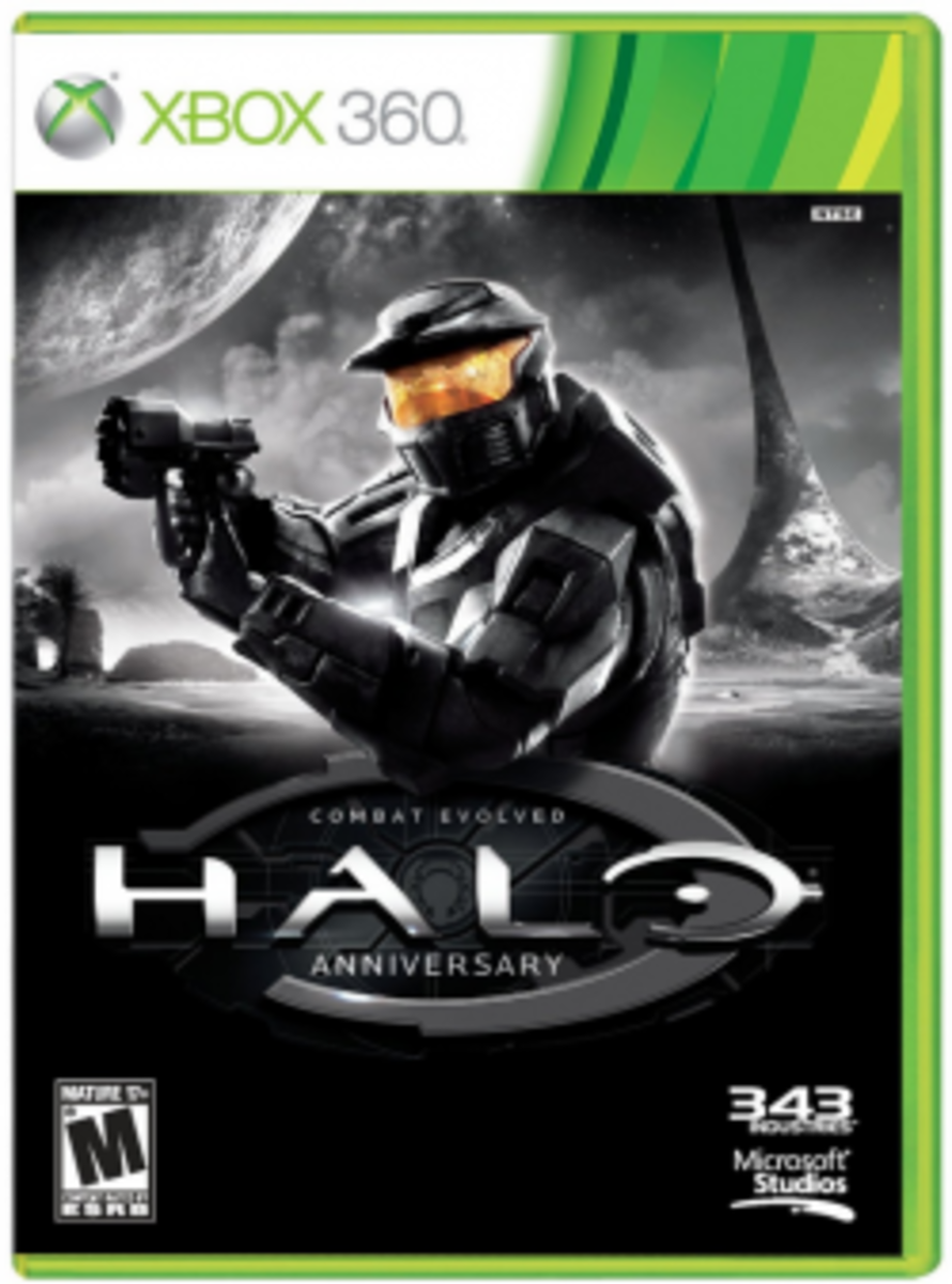 9 Games Like Halo - Science Fiction Games For PC, PS3 and More