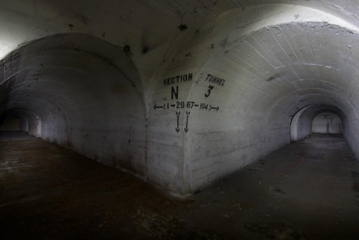 Henley tunnels