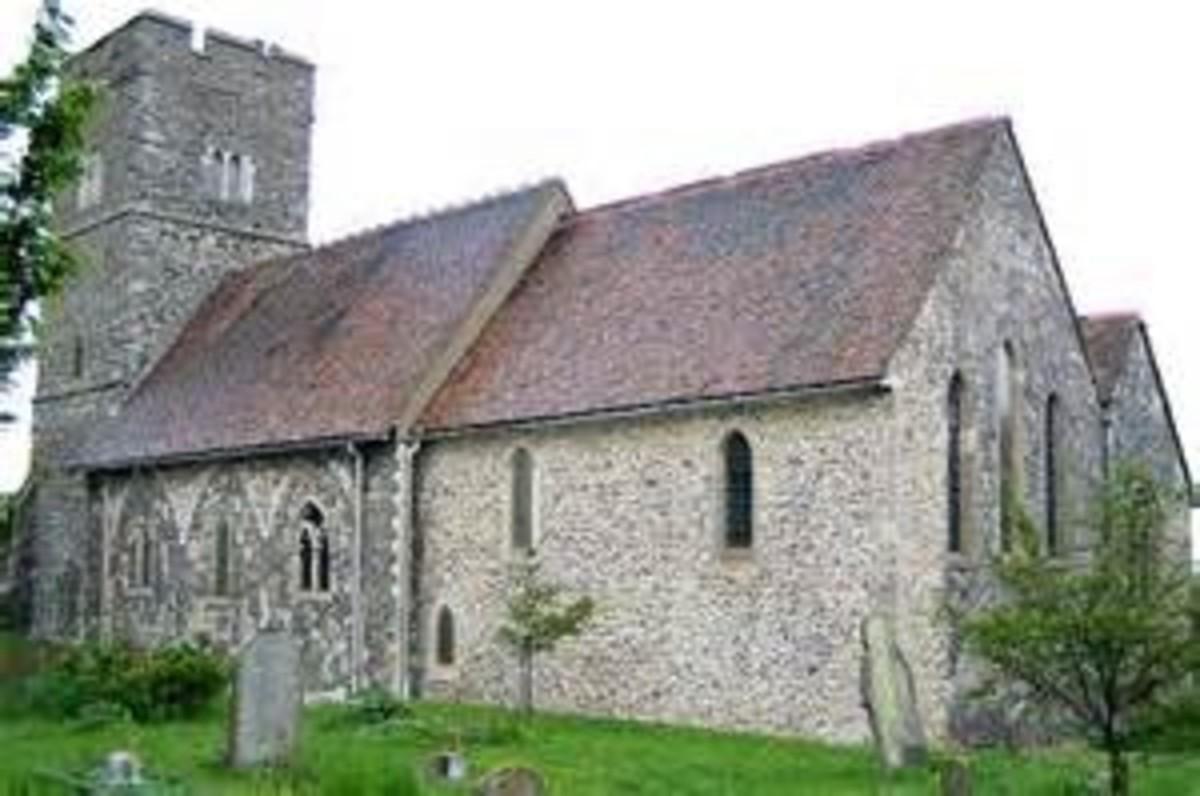 Chalk church St Mary the Virgin
