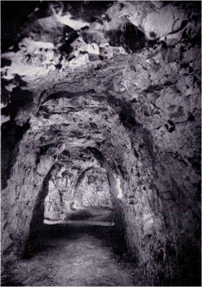 Another smugglers tunnel