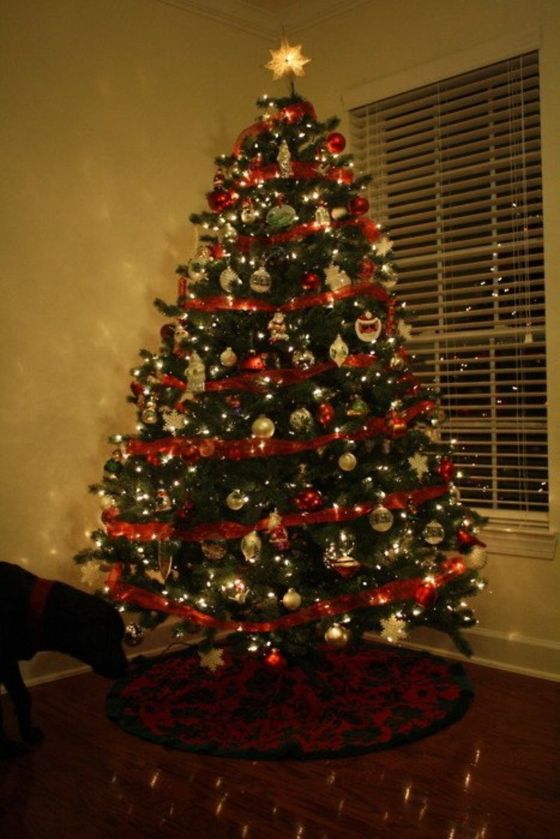 Christmas Tree Decorating Ideas And Tips