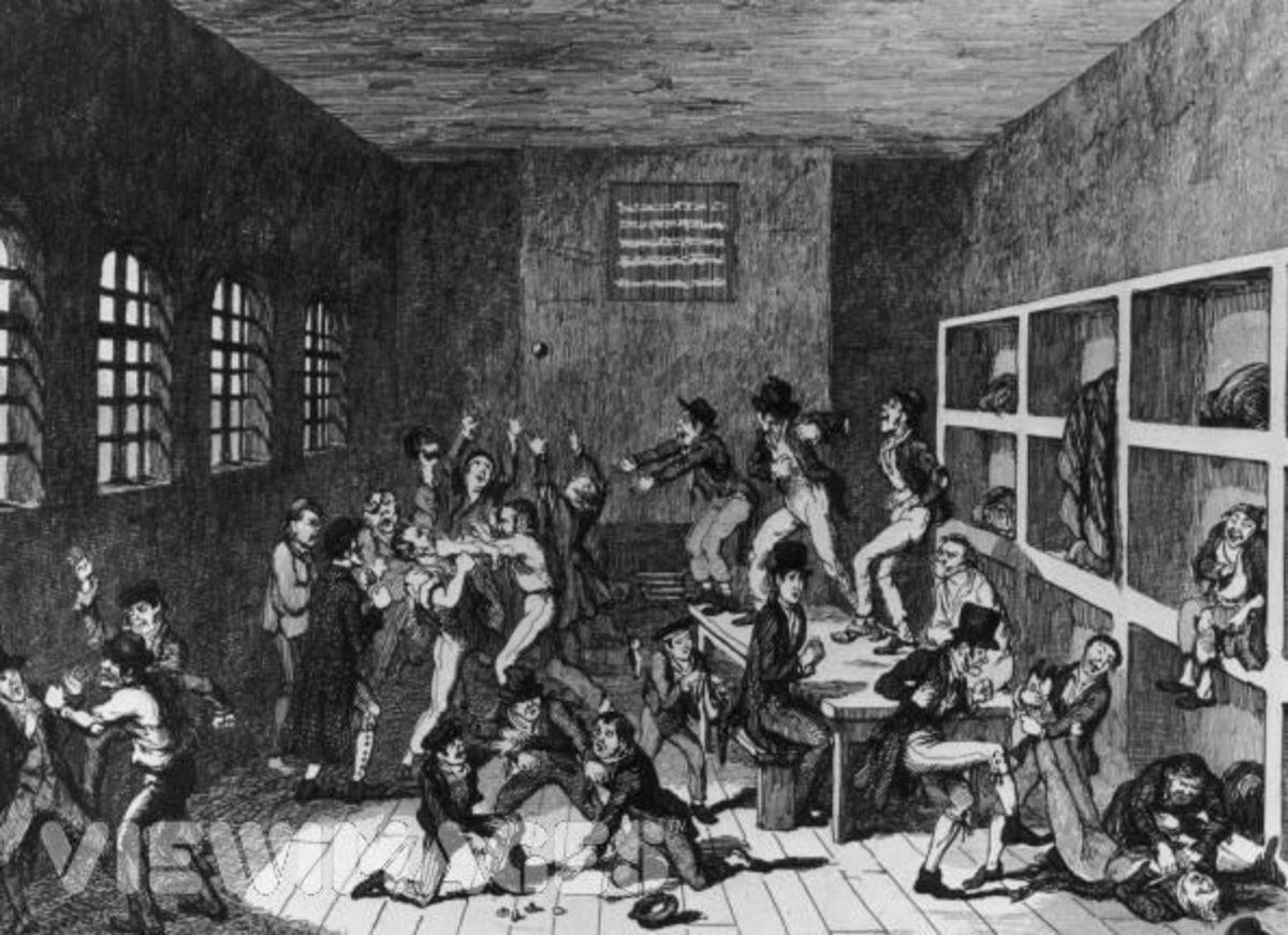 Boston debt prison