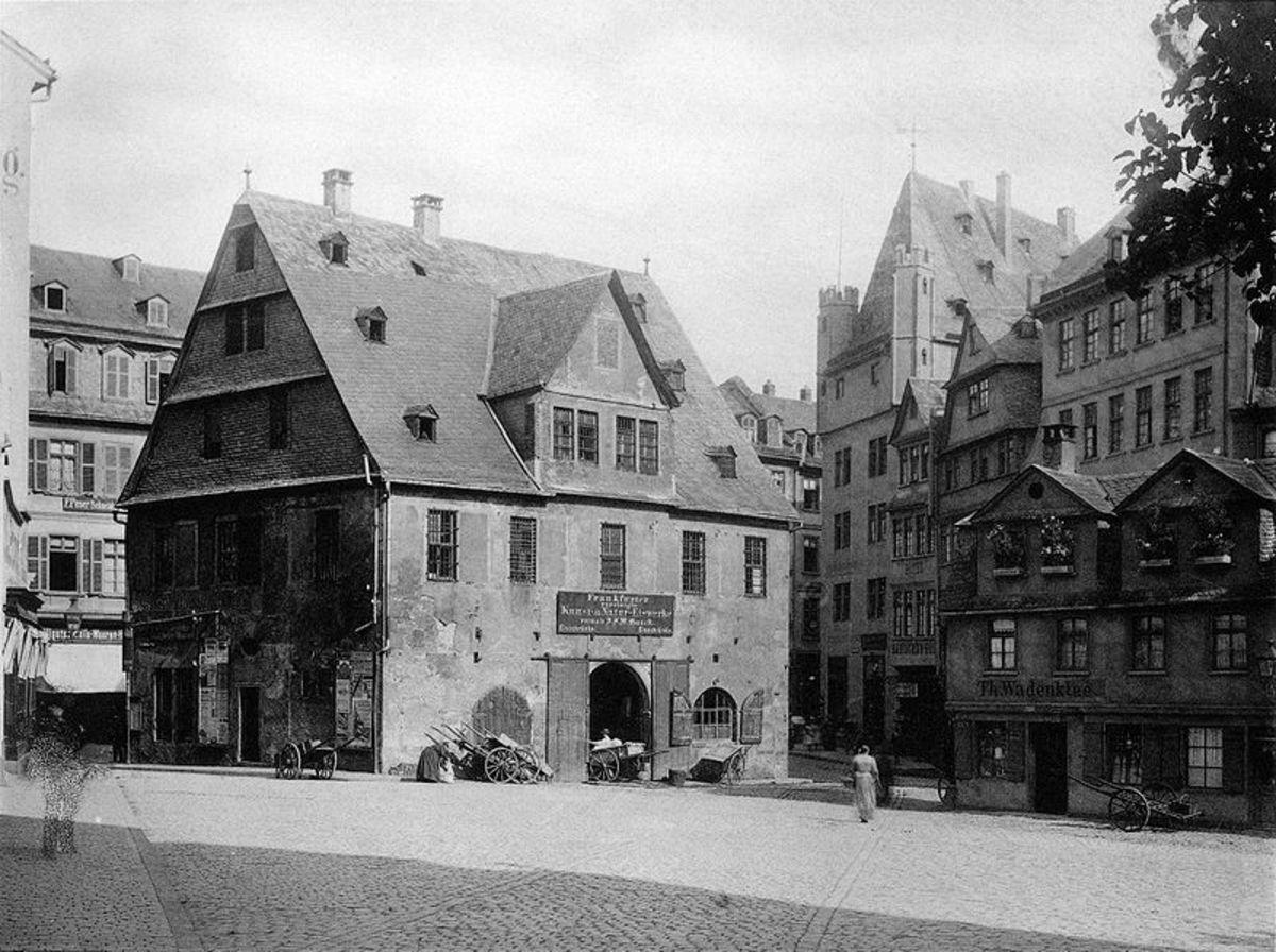 Debtors' Prison, Frankfurt