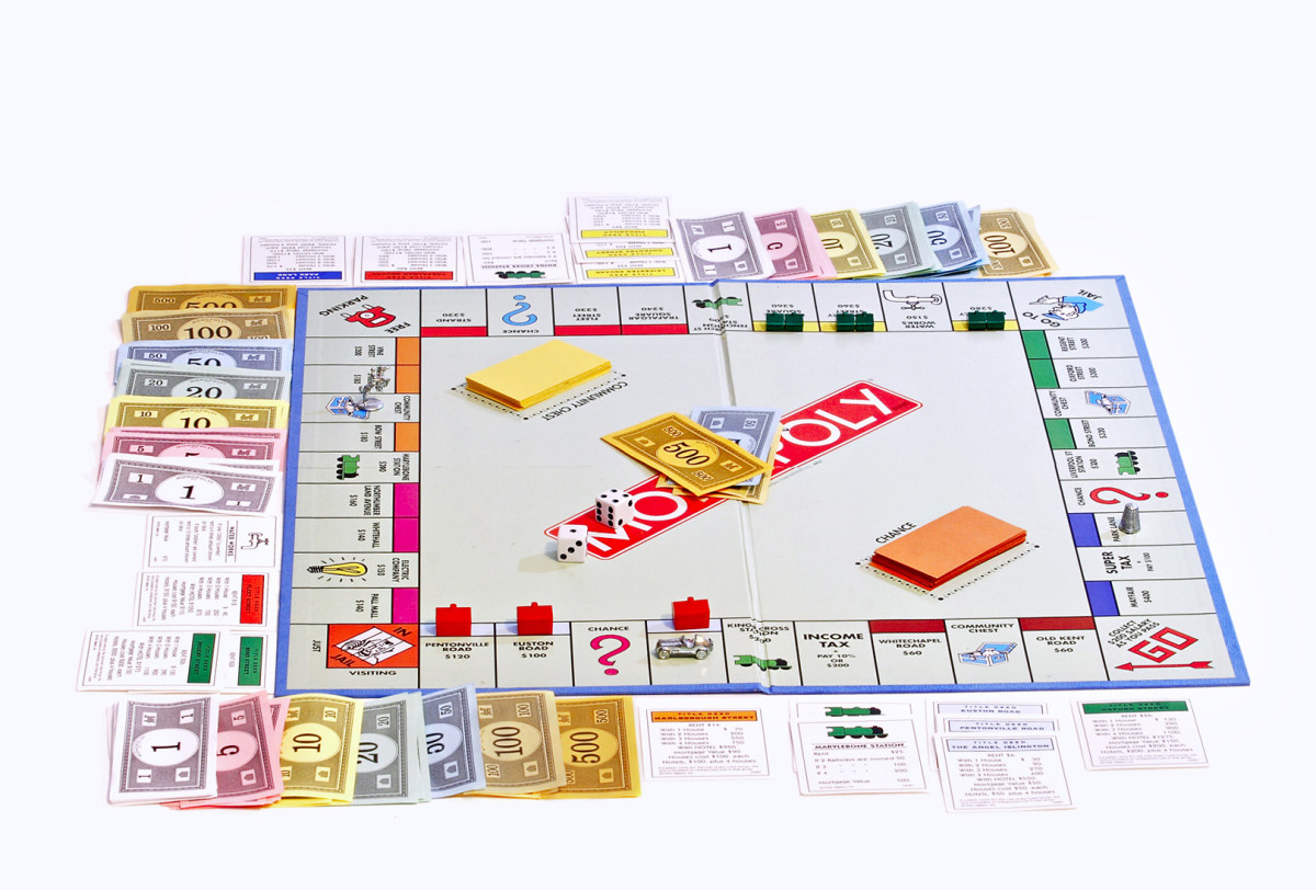 15 Life Lessons from the Game of Monopoly