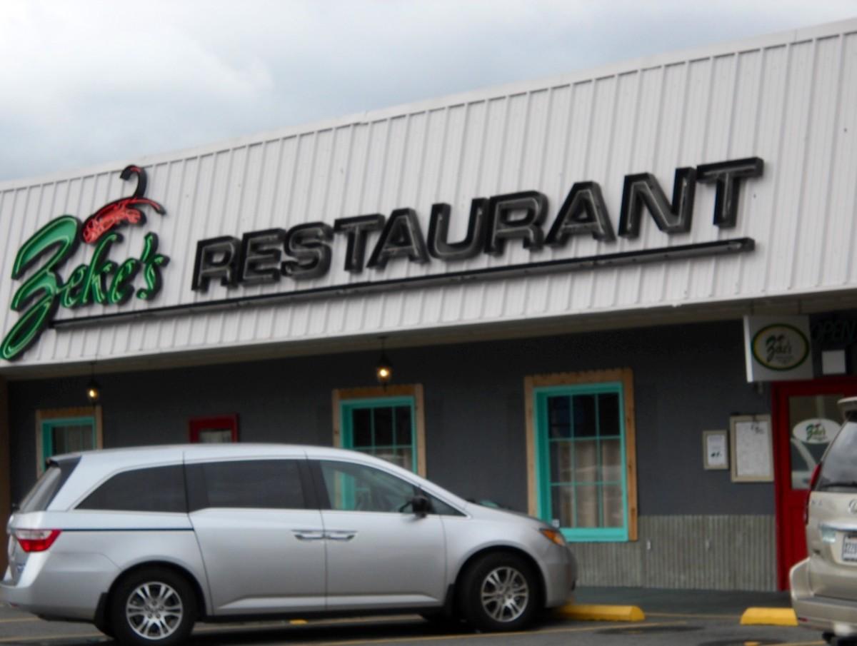 Zeke S Restaurant After Kitchen Nightmares