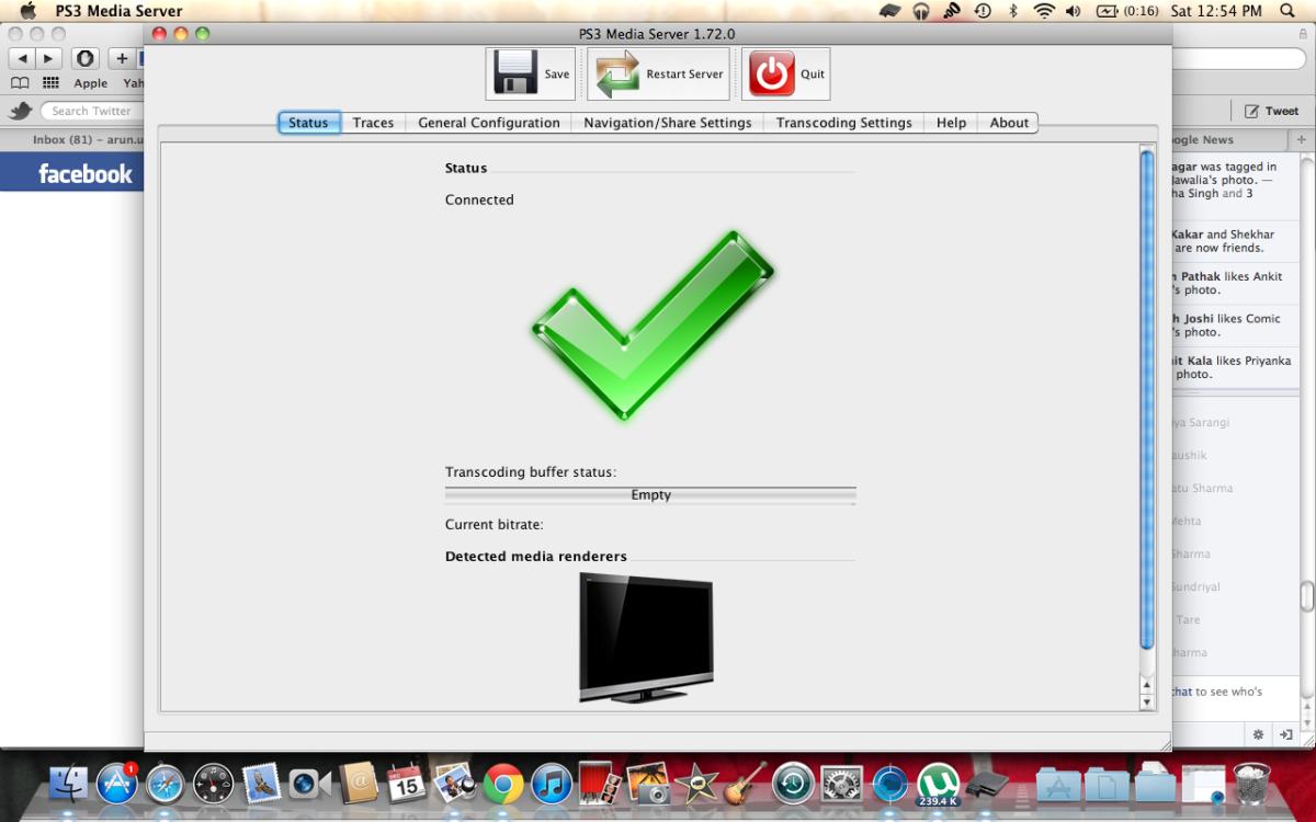 How to Stream Media From MacBook Pro to Sony Bravia Tv