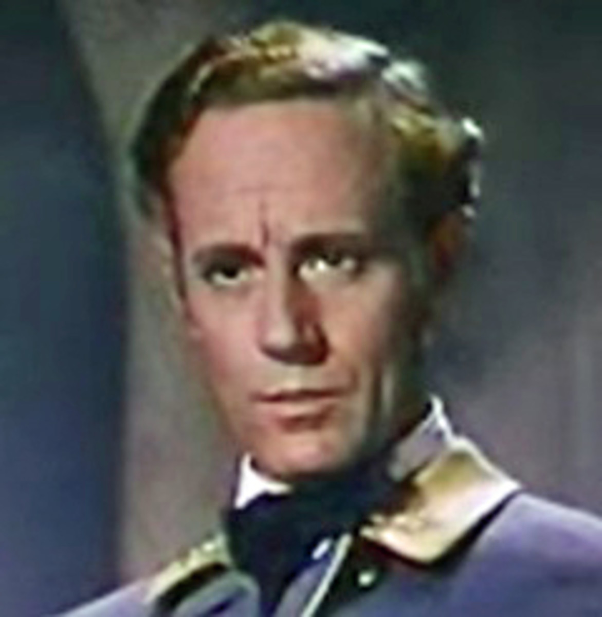 Acted by Leslie Howard