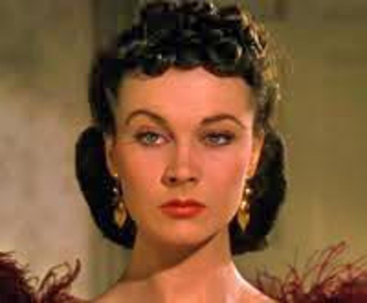 Acted by Vivien Leigh