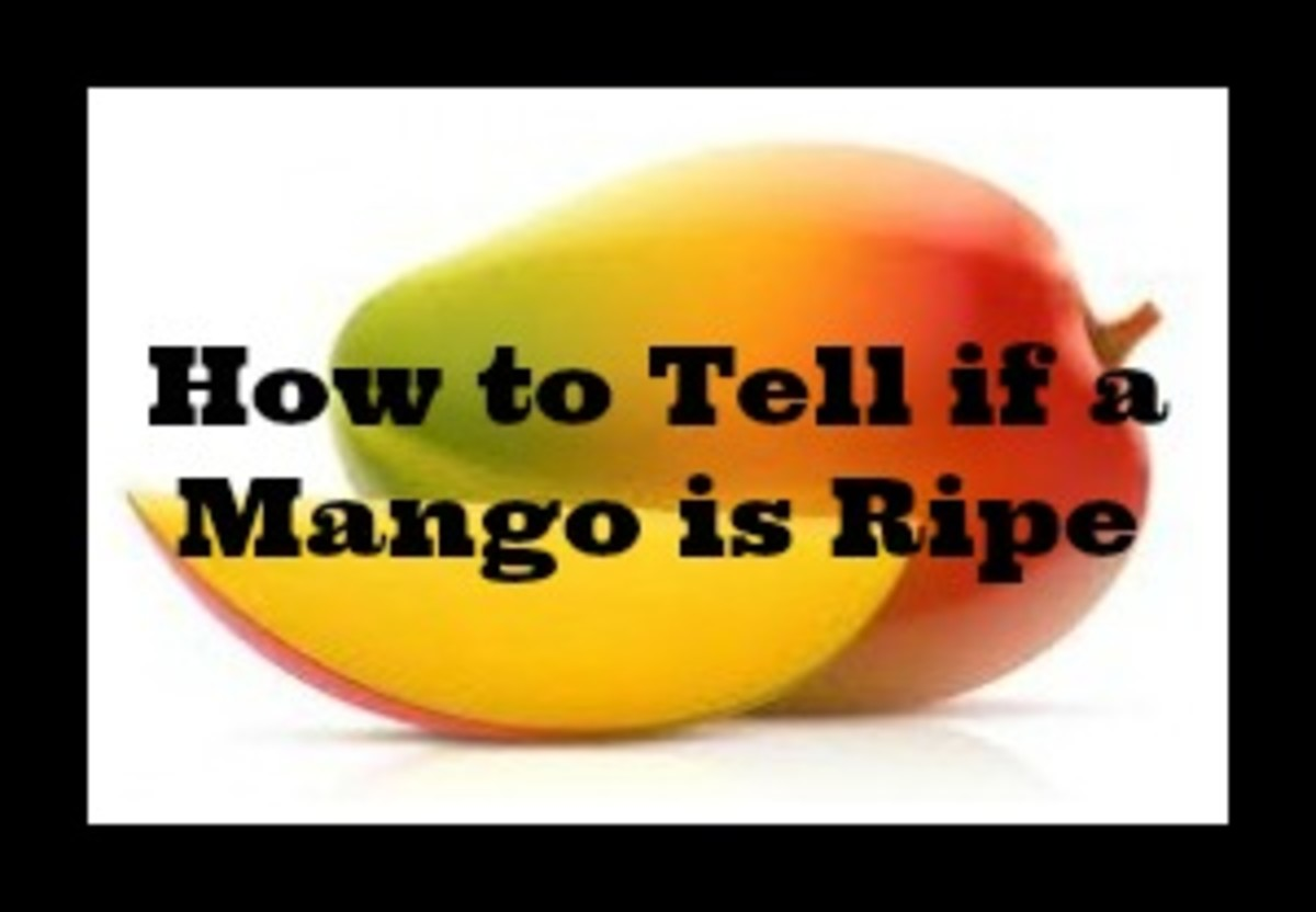 How to Tell If a Mango Is Ripe