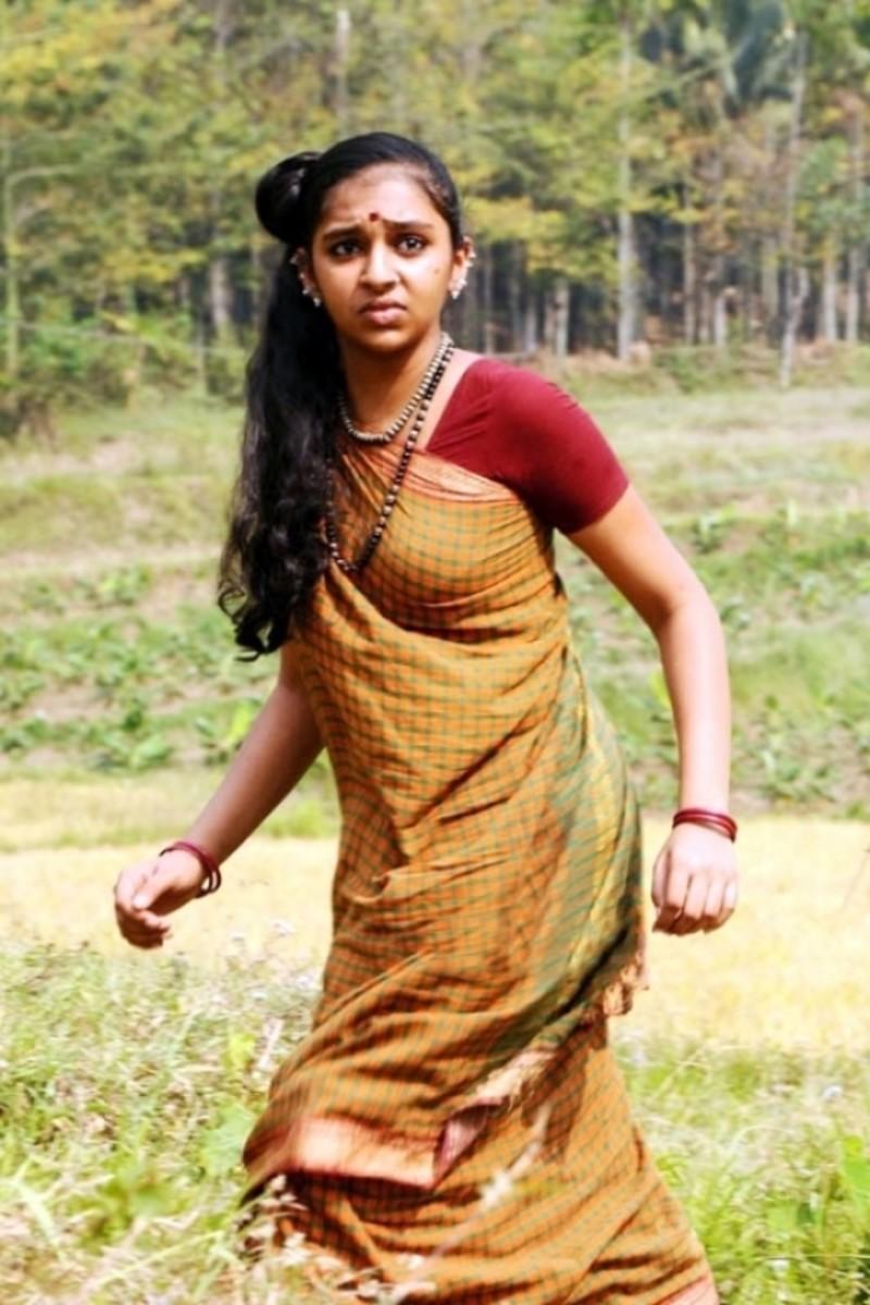 Actress Lakshmi menon stills