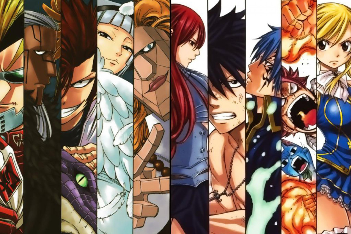 Wallpapers De Fairy Tail HD