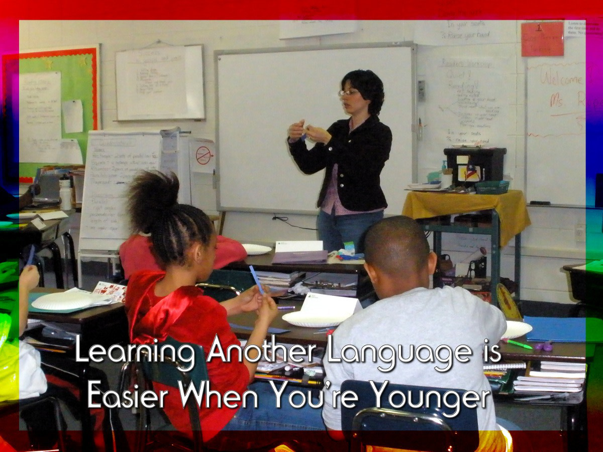 I'm teaching a Spanish class to 5th grade.