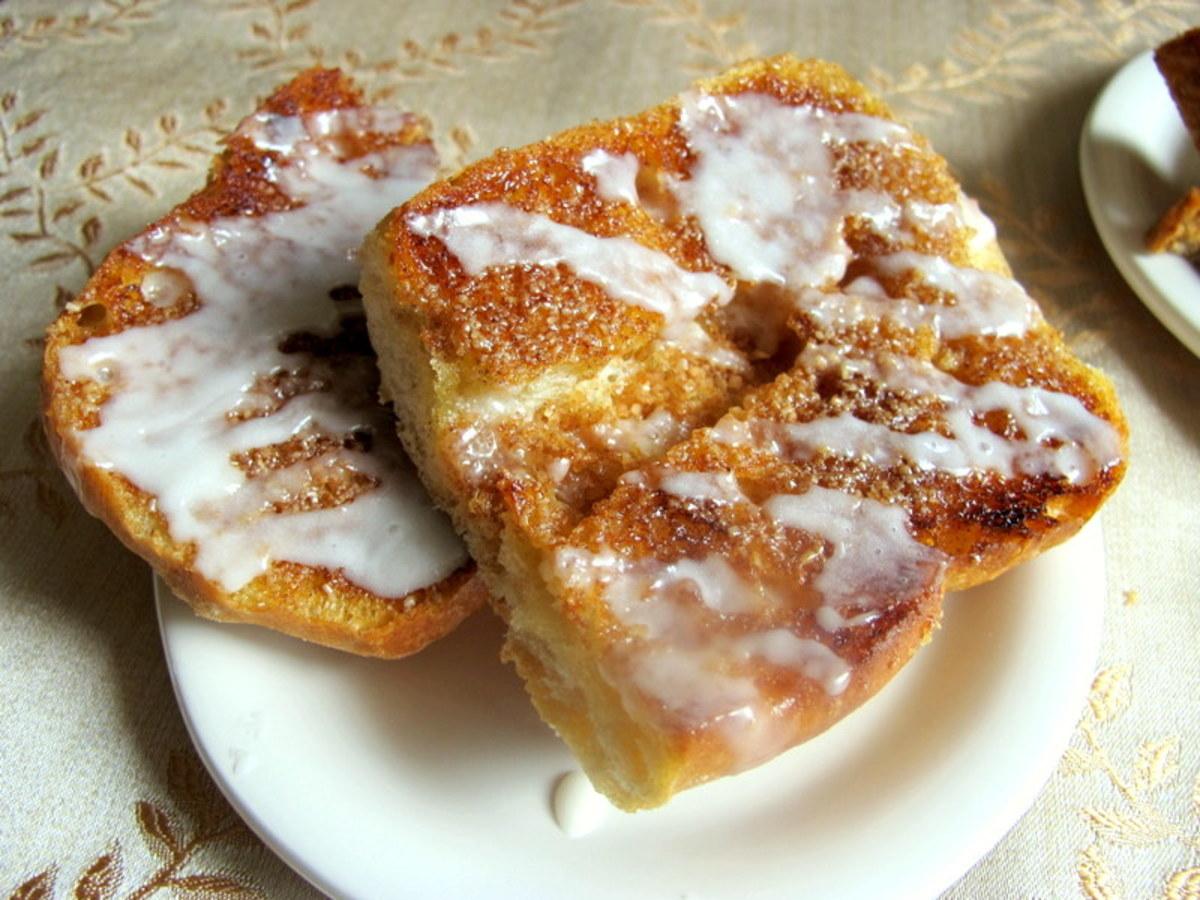 Deluxe Cinnamon Toast