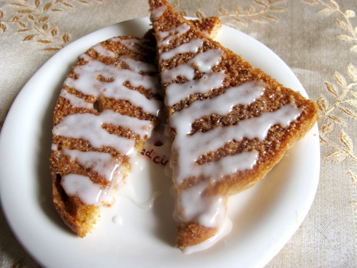 Deluxe Cinnamon Toast Recipe