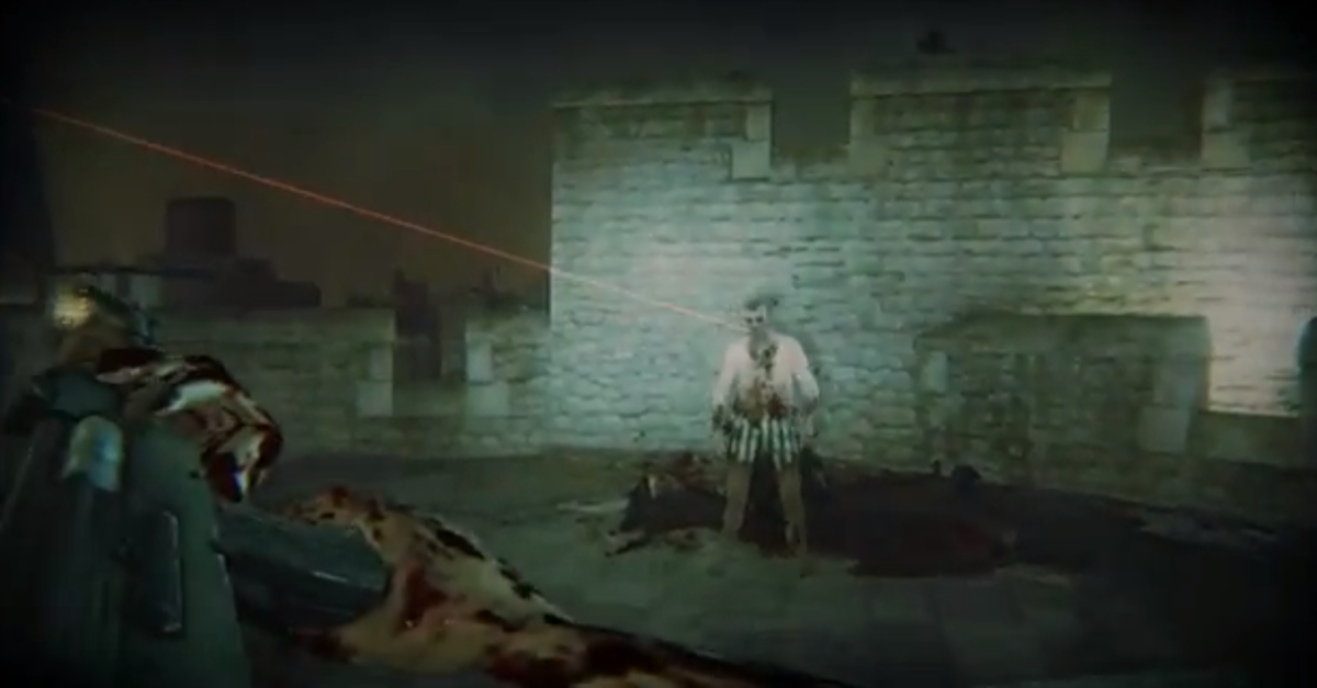 ZombiU walkthrough, Part Sixteen: The Tower of London