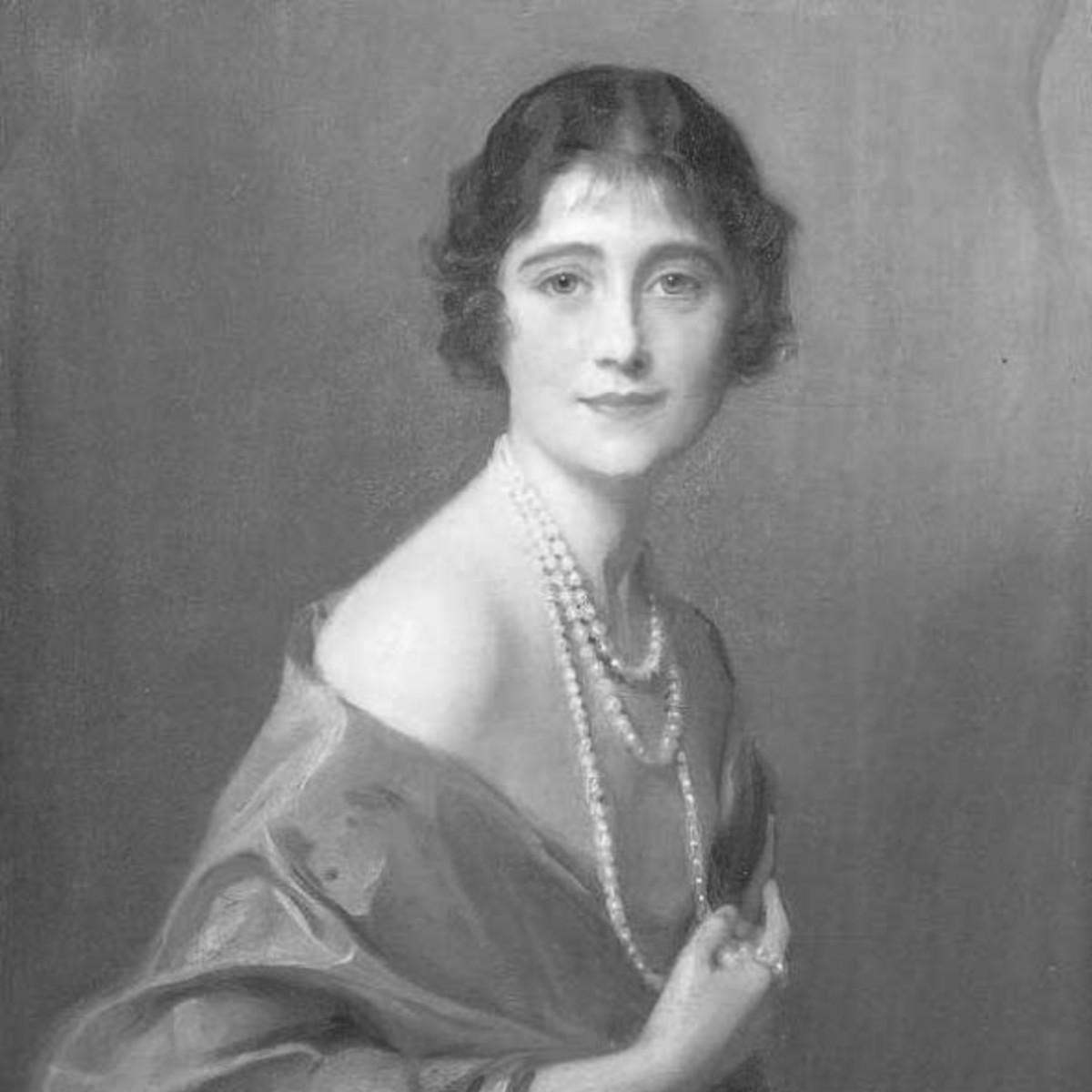 Queen Elizabeth was the wife of George VI and mother of Queen Elizabeth II.