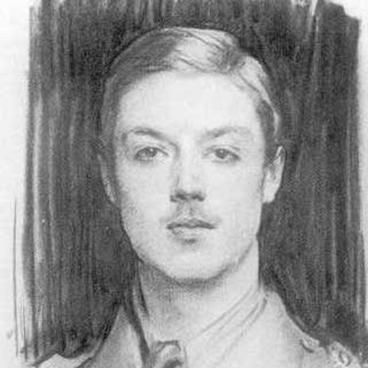 Albert Spencer, Cynthia's husband.