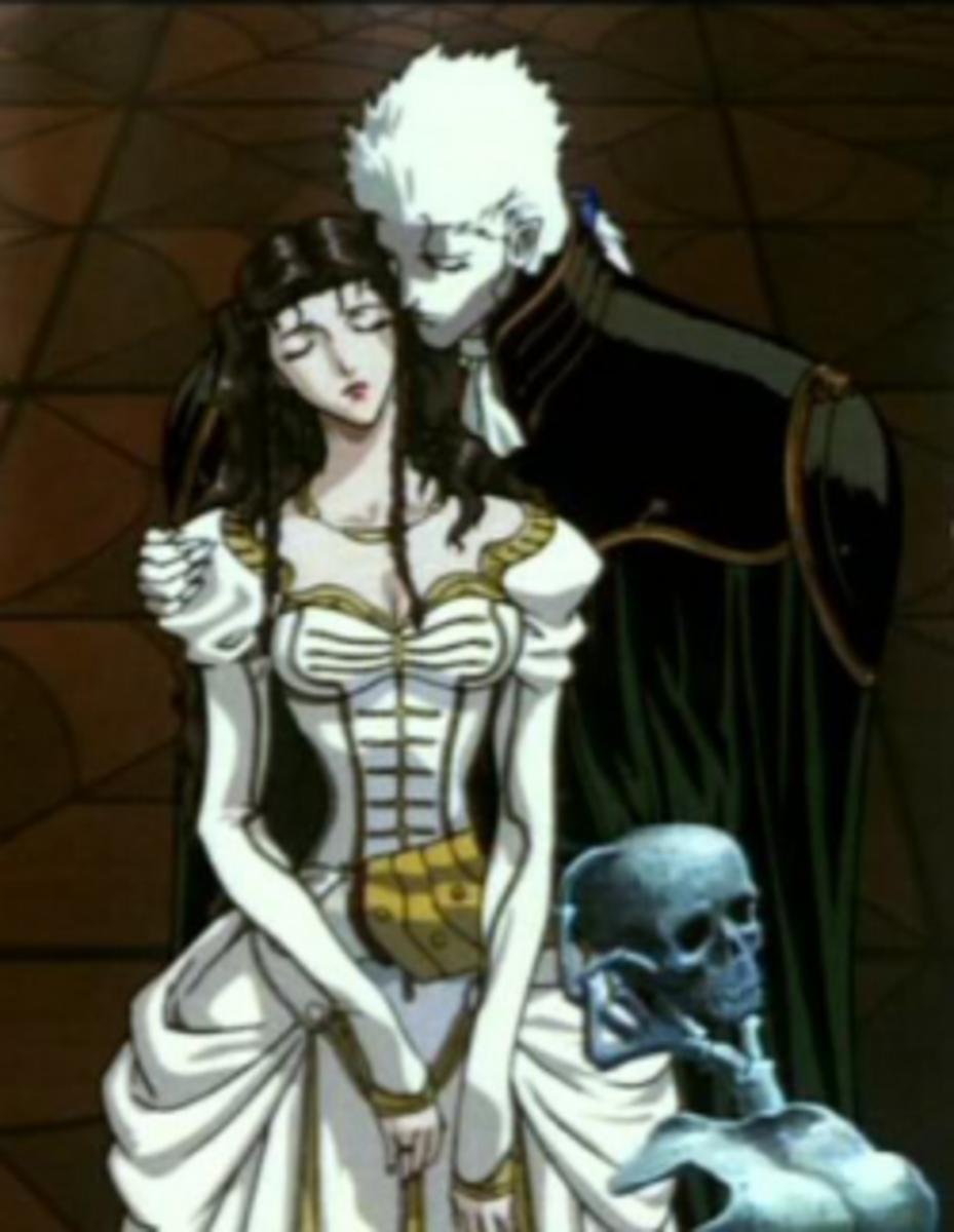 Charlotte from Vampire Hunter D; Bloodlust