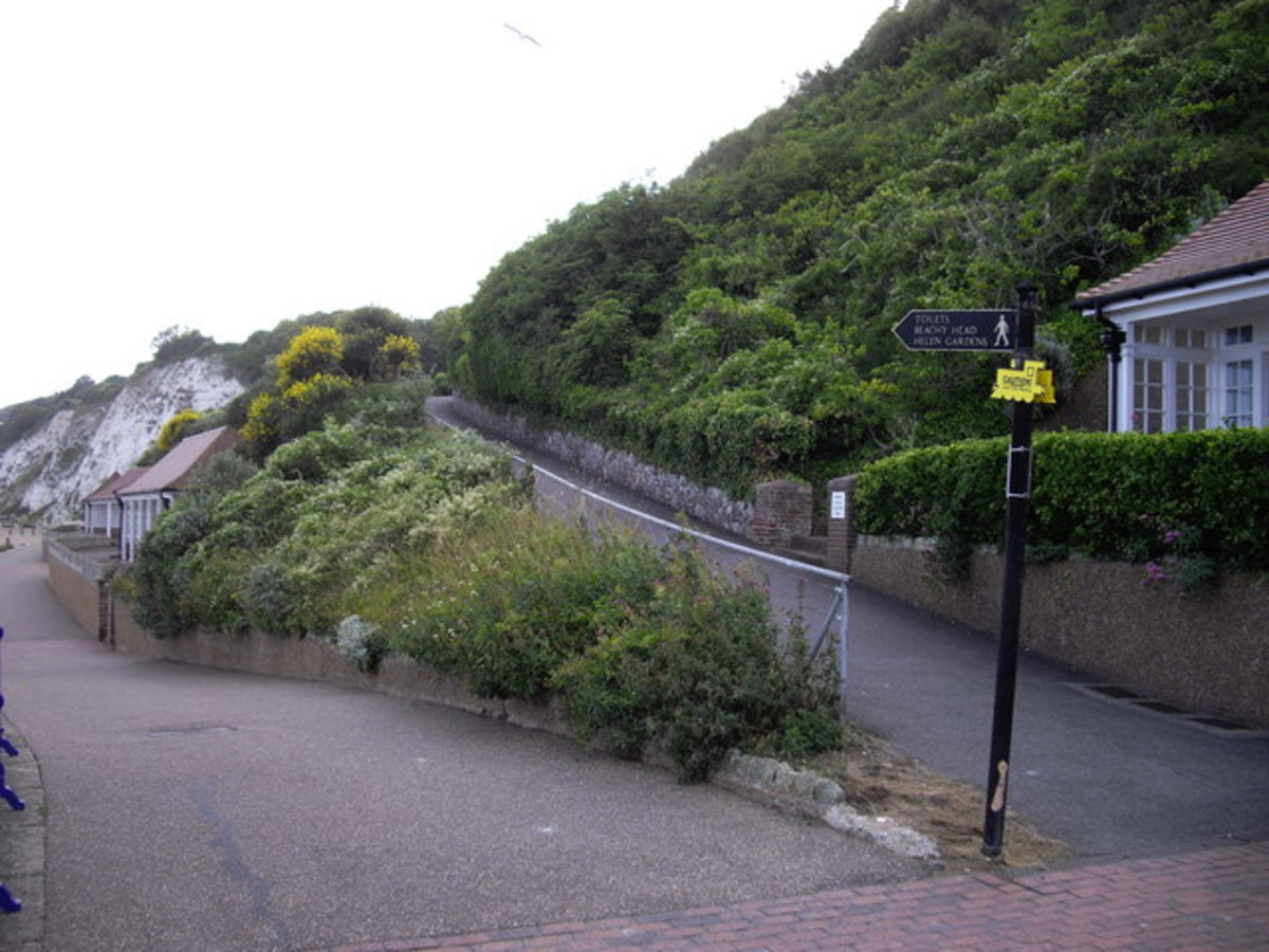 Holywell Drive, Eastbourne