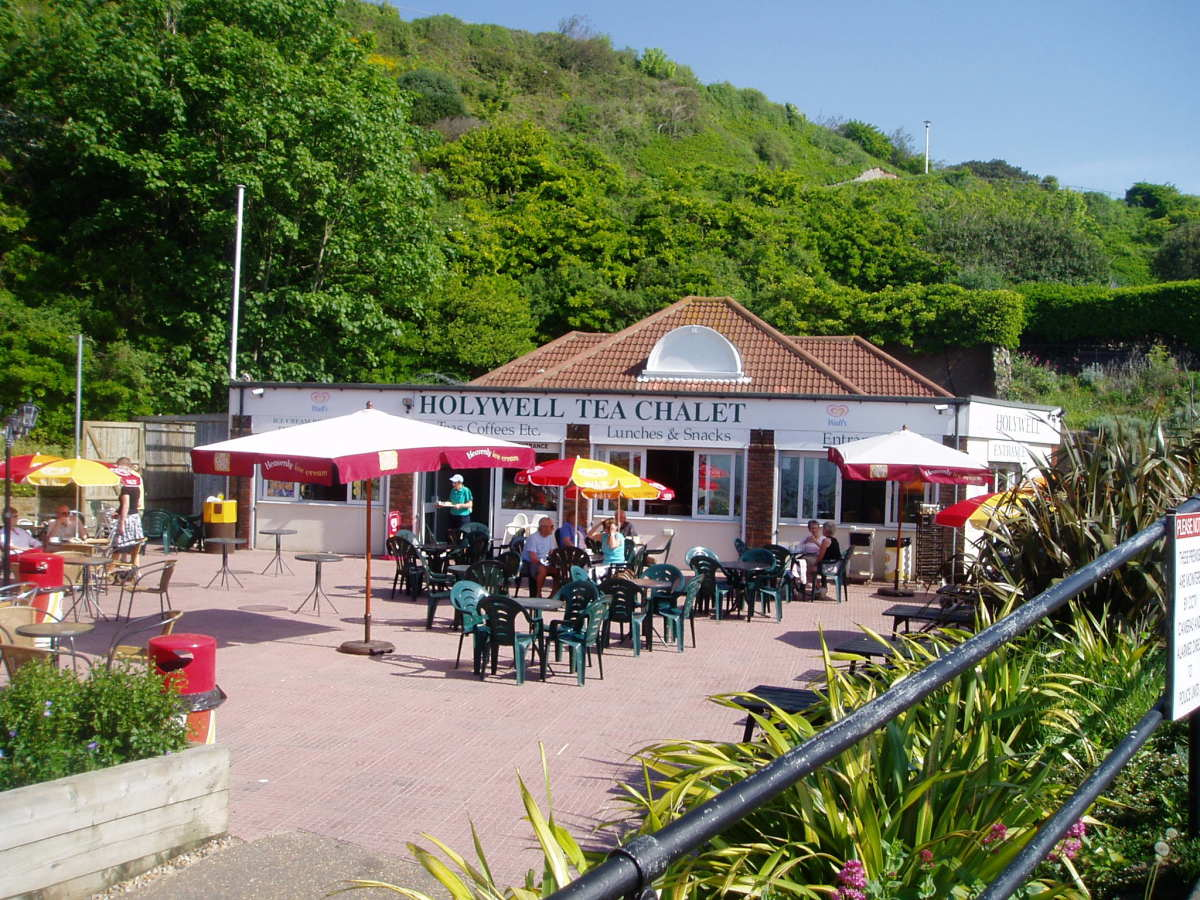 Holywell Tea Chalet, Eastbourne