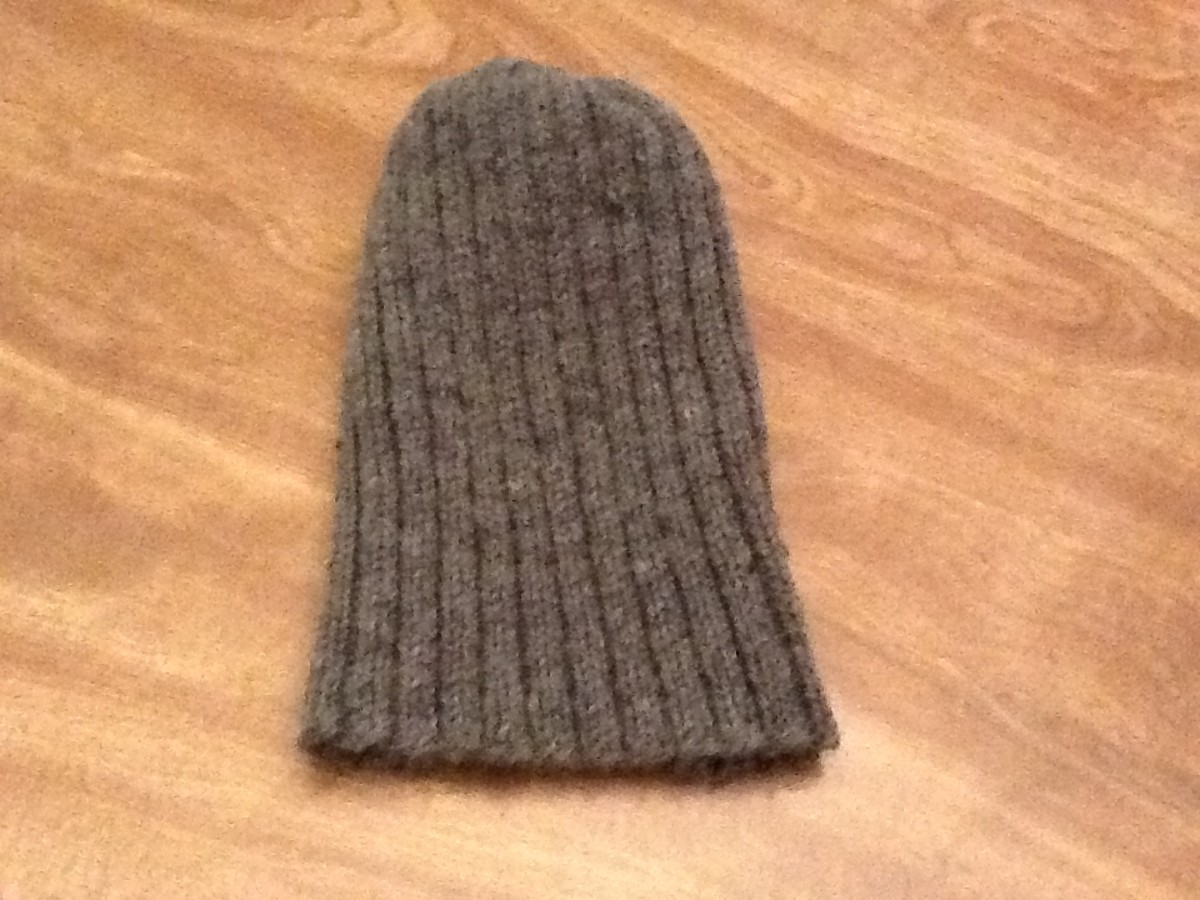 How To Knit A Mens Hat Free And Easy Pattern Hubpages