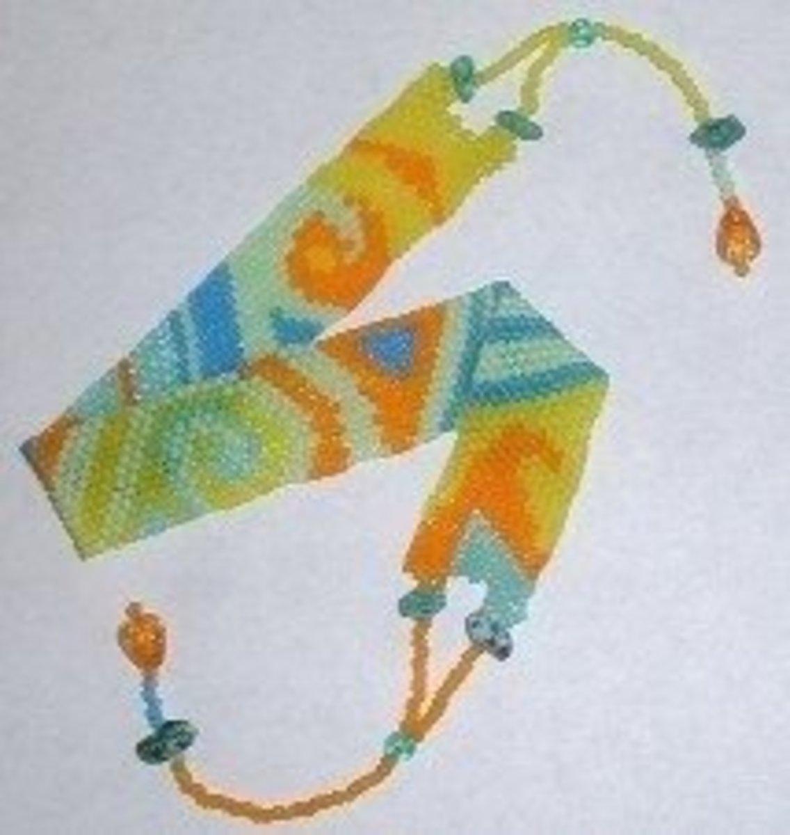 Summer Surf Bracelet