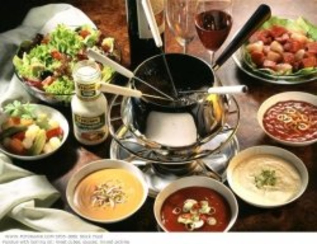 Easy Meat Fondue Recipes