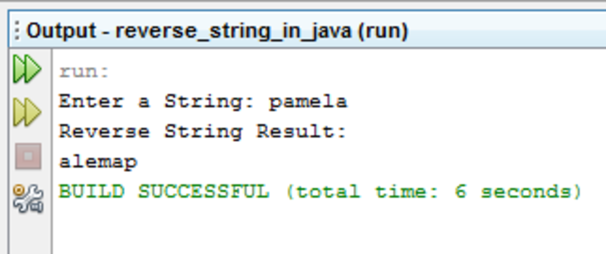 how to write a java program that loops