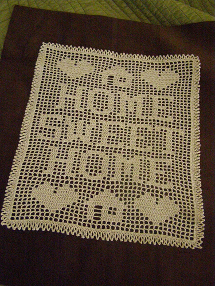 Http Faythef Hubpages Com Hub Crochet Around The House Free Patterns