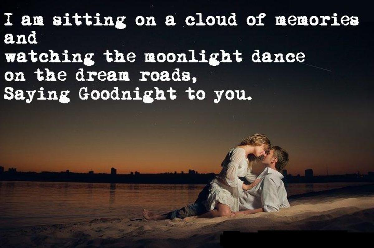 Sweet Goodnight Love Quotes for My Boyfriend